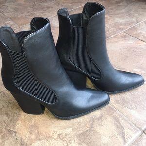 Qupid Booties - New